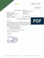 Trident wins Punjab State Safety Award - 2014 [Company Update]
