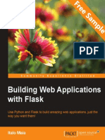 Building Web Applications with Flask - Sample Chapter