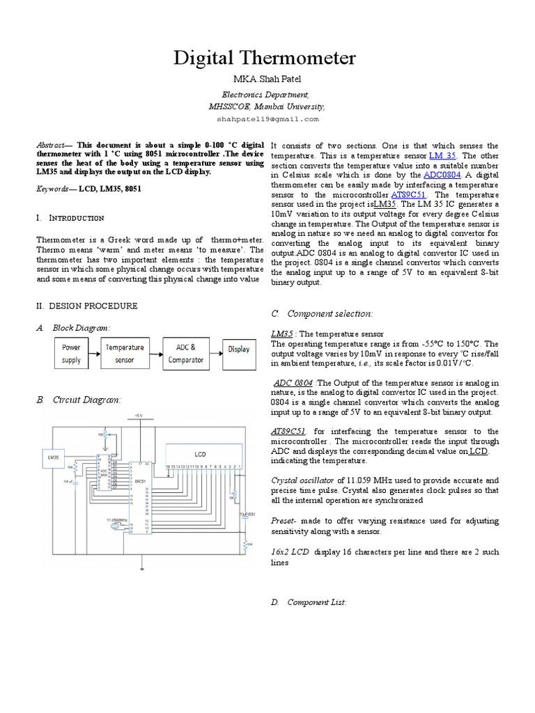 Ooo Oooooooooo Analogue Electronics Analog To Digital Converter 8 Bit Adc Circuit Diagram