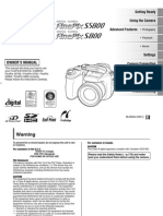 Fujifilm s5800
