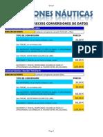Listado de precios Conversión.pdf