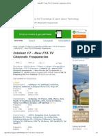 Intelsat 17 - New FTA TV Channels Frequencies _ Klik Do.pdf
