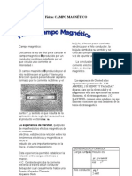 Campo magnético newspaper
