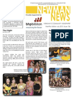 Newman News July 2015 Edition