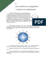 Las Fases Eletrica y Magnetica de Los Colores en Radiestesia