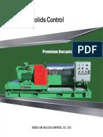2-B-GNLW363CG Premium Decanter Centrifuge
