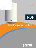 Electric Waterheaters FERROLI 89AG0003!00!1