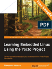 Learning Embedded Linux Using the Yocto Project - Sample Chapter