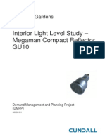 Rockdale Gardens Technical Lighting Report