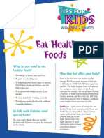 Tips to Learn Eating for Kids
