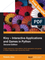 Kivy – Interactive Applications and Games in Python - Second Edition - Sample Chapter