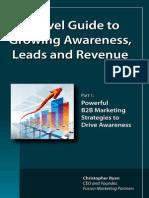 Powerful B2B Marketing Strategies to Drive Awareness Fusion