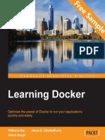 Learning Docker - Sample Chapter
