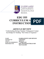article review cni