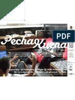 Flyer Pechakucha