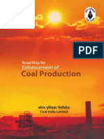 RoadMap for Enhancement of Coal Production 26052015