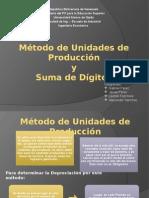 Método de Las Unidades de Producción