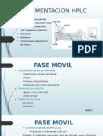 INSTRUMENTACION HPLC expocicion