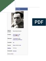 Víctor Serge (Biografia)Víctor Serge (Biografia)