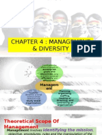 Management and Diversity