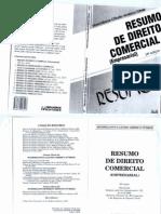 Resumo de Direito Comercial - Maximilianus Clаudio AmВrico Fuhrer