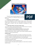institutiile europene
