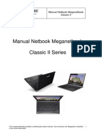 Manual RMA Meganetbook Classic II Series