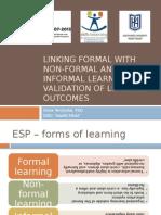 formal&nonformal learning