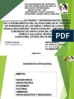 Presentacion Proyecto Alcoholismo