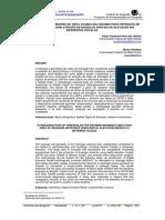 Padronização de Limiares de Área Acumulada Máxima Para Definição de Redes de Drenagem Através de Modelos Digitais de Elevação Em Diferentes Escalas