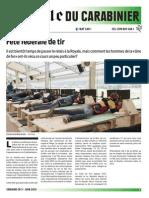 Gazette du Carabinier CR3 JUIN