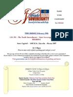 NE Sovereignty Flyer PDF