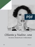 Entrevista a Giovanna Pollarolo