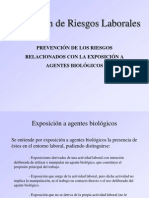 PREVENCION RIESGOS BIOLOGICOS