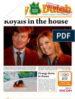 The Daily Dutch International #7 from Vancouver | 02/17/10