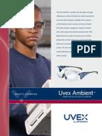Uvex Ambient OTG English US