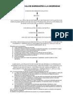Flujo Sobre Matricula Por Asignatura Procedimiento Documentado