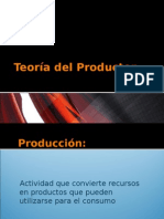 Produccion y Etapas de La Produccion
