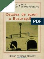 @ Simionescu Paul, Cernovodeanu Paul - Cetatea de Scaun a Bucureştilor - Consemnări, Tradiţii, Legende
