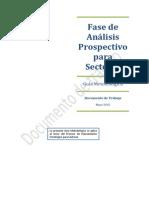 Guia Fase Prospectiva Sectorial Prepublicacion v13