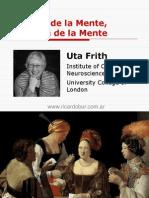 Teoria de la mente (U. Frith)