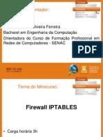 Apresentação Firewall Iptables