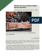 Más de La Reforma Educativa en México