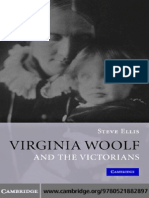 Steve Ellis Virginia Woolf and the Victorians