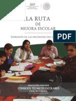 GUÍA Consejo Técnico Escolar primaria-intensiva 2015 - 2016
