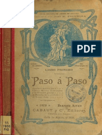 Libro Paso a Paso de J. Figueira