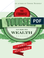 Choose Yourself Guide to Wealth