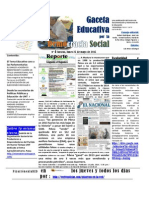 N° 4 Gaceta Educativa