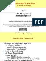 danga com livejournal backend