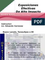 Presenaciones Efectivas (Mary Kay)